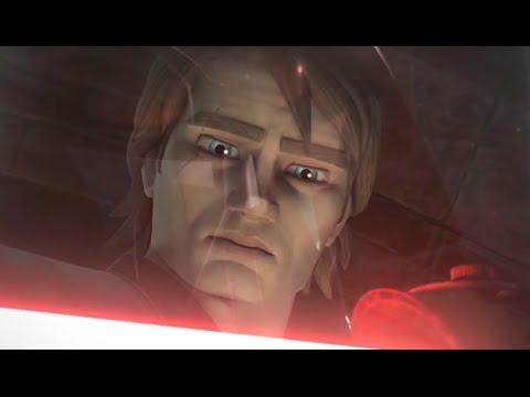 Ahsoka Vs. Darth Vader (With Flashbacks)