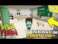 foto LABORATORIUM RAHASIA PAMAN TOM !? 😱 - VIVA TEEN #01