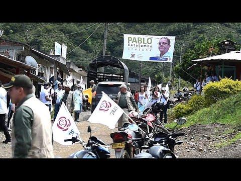 Politischer Neustart für Ex-Guerilla in Kolumbien