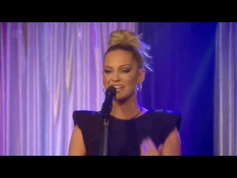 Sarah Harding and Amelia Lily perform The Promise on CB B