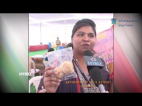 , Sweet Fest Hyderabad 2018-Minsarya from Gujarat