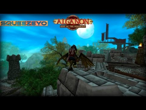 Alganon The Rise of the Ourobani Update Gameplay