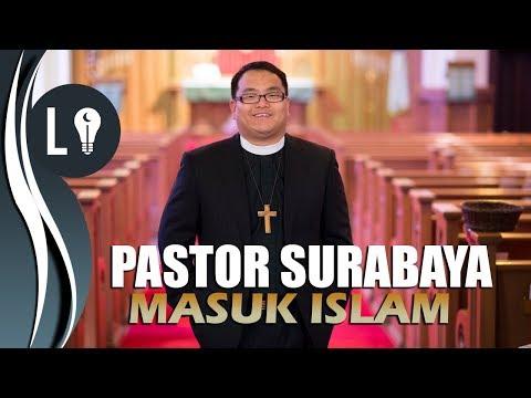 Download Video KISAH Lucu PASTOR Surabaya MASUK ISLAM | Ustad Khalid Basalamah