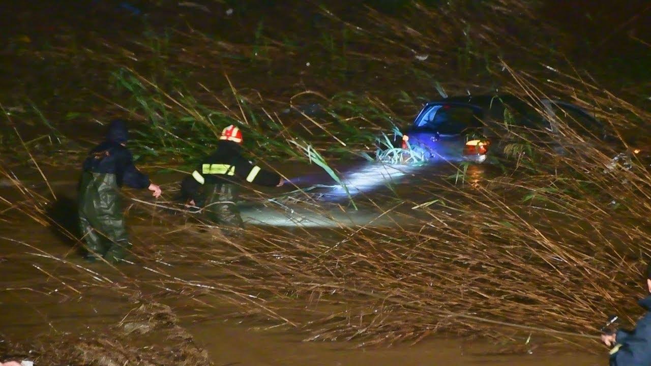 Συναγερμός στην Πυροσβεστικής του Άργους για πτώση αυτοκινήτου σε ποτάμι στην Αργολίδα