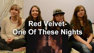 Video Red Velvet 레드벨벳_7월 7일 (One Of These Nights) MV Reaction MP3, 3GP, MP4, WEBM, AVI, FLV Juli 2018