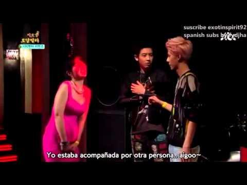 [Sub Español] 130719 EXO Chanyeol & Sehun @ Royal Ville Sitcom (видео)