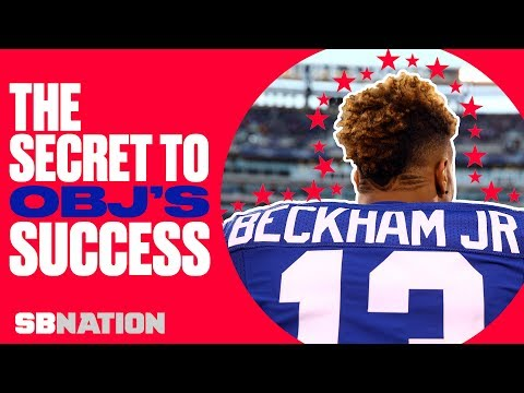 Video: Odell Beckham Jr.'s skills, explained by his former teammate | Xs & Os w/ Geoff Schwartz, Ep. 1