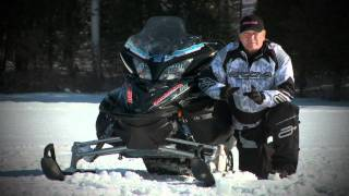 2. 2011 Yamaha Apex SE Test Ride