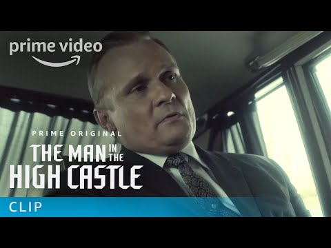 The Man In The High Castle Season 1 (Clip 'The Partition of The Americas')