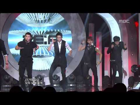 ZE:A - PHOENIX, 제국의 아이들 - 피닉스, Music Core 20120922 (видео)