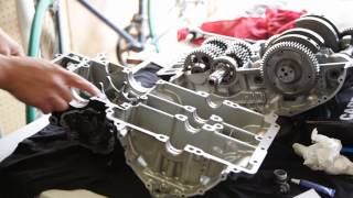 9. 2002 triumph bonneville america motor rebuild part 1 of 2