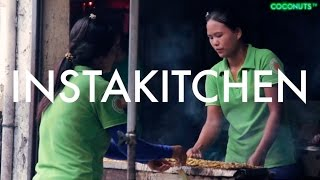 Instakitchen Bangkok E2: Ming Pochana Grilled Pork Satay