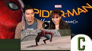 Spider-Man: Homecoming Teaser Trailer Reaction & Review by Collider