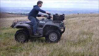 1. 2004 Suzuki Eiger Quadrunner ATV [Review]