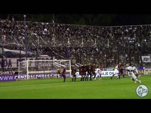 "Gol De Meza / ""Yo paro con una banda..."" | GIMNASIA 3 - Colon 0 | Fecha 16 | 2016 - La Banda de Fierro 22 - Gimnasia y Esgrima"