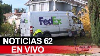 Mortal impacto en Reseda – Noticias 62 - Thumbnail