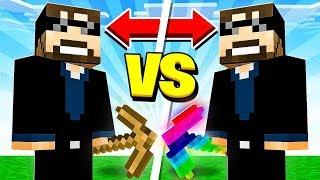 NOOB *VS* PRO PICKAXE! (Prisons #22)