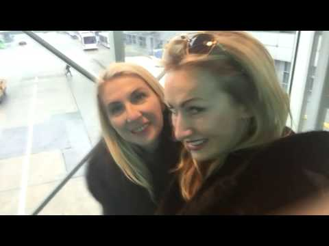 Лама в аэропорту Стамбула