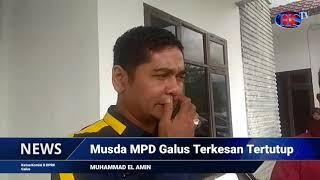 Musda MPD Galus Terkesan Tertutup (HARIANSIBER TV)