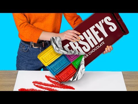 7 DIY Weird School Supplies You Need To Try / School Pranks!