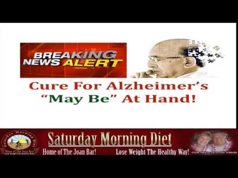 Special Alert: Cure For Alzheimer's May Be At Hand!