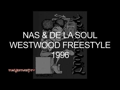 Flashback Friday: Nas, De La Soul freestyle 1996 On Tim Westwood