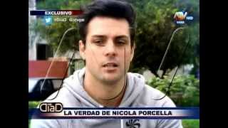 Video DIAD: Nicola Porcella confiesa haberle gritado a Angie Arizaga MP3, 3GP, MP4, WEBM, AVI, FLV September 2019