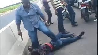 Video Policeman Caught on Video Assaulting a Woman (TVJ Prime Time News) - Sept 1 2018 MP3, 3GP, MP4, WEBM, AVI, FLV September 2018