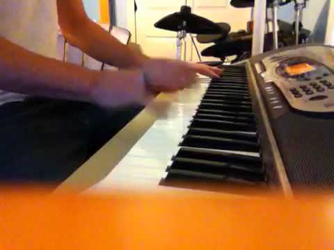 Bless the Lord Son of man (piano cover)