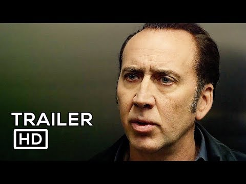 THE HUMANITY BUREAU Official Trailer (2018) Nicolas Cage Sci-Fi Movie HD