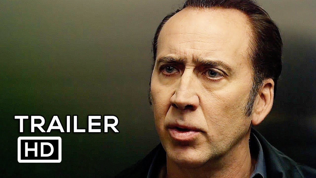 Nicholas Cage Escapes from New America in Action Sci-Fi Thriller 'The Humanity Bureau' (Trailer)