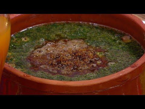 العرب اليوم - طريقة إعداد طاجن ملوخية بالبط