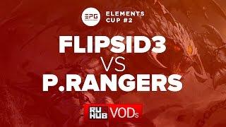 Flip.Sid3 vs PR, game 1