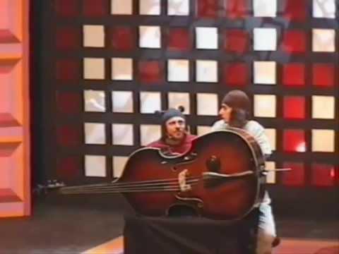 Kabaret MUMIO - Kontrabas