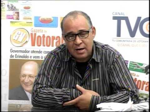 Debate dos fatos na TV Votorantim 23 05 2014