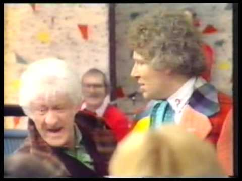 Massive Doctor Who Cast Appearance on Children In Need 1985