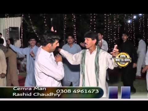 MUSHTAQ RANA SHOW (PART 1) M ali sajid khan wattakhel 03447986786