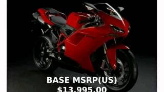 1. 2013 Ducati 848 EVO Base -  Top Speed Dealers