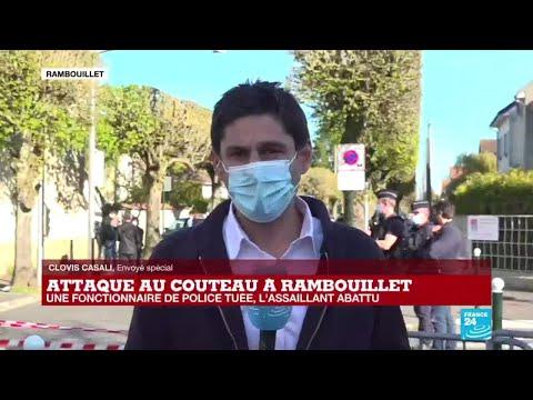 France : une policière egorgée par un arabe à Rambouillet