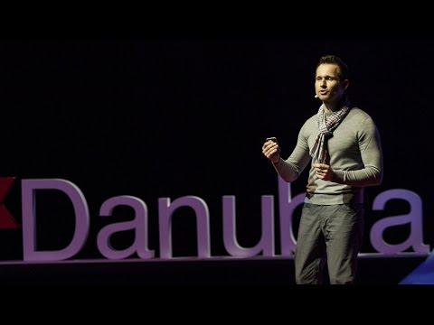 Hybrid Thinking - 4 approaches to guide us through the 21st century | Arndt Pechstein | TEDxDanubia