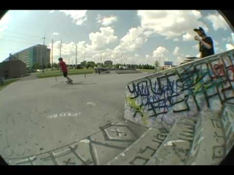 Legacy Skate Park  Montage (2010)