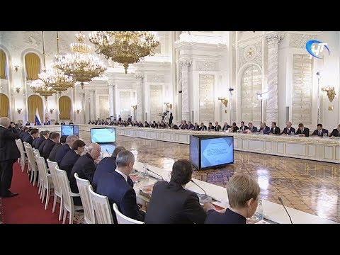 Состоялось заседание Госсовета по вопросам повышения инвестиционной привлекательности регионов