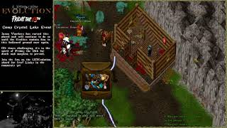 Ultima Online: Friday the 13th Camp Crystal Lake Event on the UOEvolution Shard