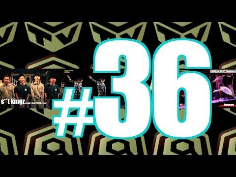 #36 / s**t kingz登場!& 10代ダンサー大集結!TEENS DANCE@PIECE!!
