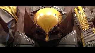 Deadpool Wolverine X Men Universe TOTAL REBOOT
