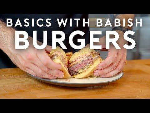 Burgers | Basics with Babish (видео)