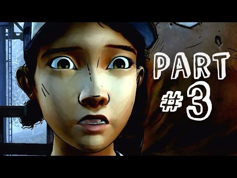 The Walking Dead Season 2 Gameplay Walkthrough Part 3 - Familiar Faces (Episode 1)