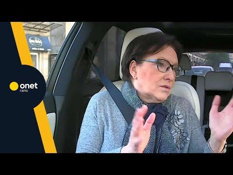 'Kaczyńskiemu nie jest potrzebne stanowisko premiera' - Ewa Kopacz | #OnetRANO