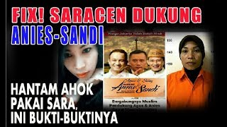 Video FIX! Saracen Dukung Anies dan Hantam Ahok Pakai SARA, Ini Bukti buktinya! MP3, 3GP, MP4, WEBM, AVI, FLV Oktober 2017