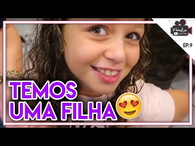 Nossa filhinha - Episódio 09 - Niina Secrets